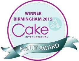 Cake International Merit Award Winners