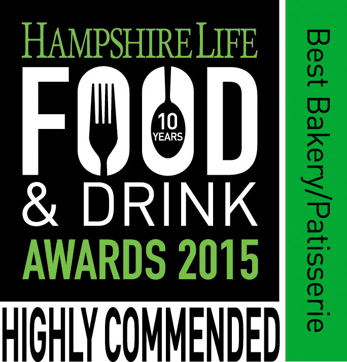 Hampshire Life Food and Drink Best Bakery Highly Commended